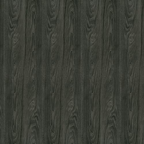 Lame sol PVC clipsable, compatible pièce humide, sous-couche intégrée - Paquet de 10 lames, 17,8 x 121,9 cm, 2.16m² (MALLUMO 4201)