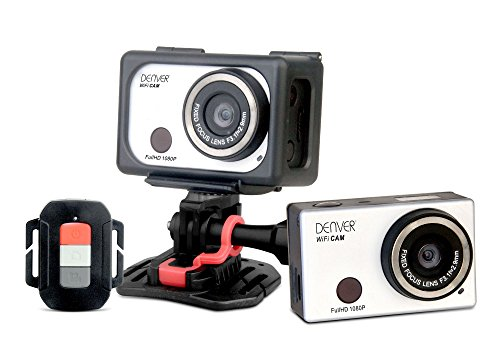 Denver AC-5000W Full HD Action Cam mit WiFi Funktion