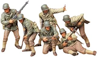 Tamiya Models Inf Us Army Assault WWII 1/35