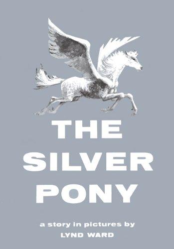 The Silver Pony (Turtleback School & Library Binding Edition)