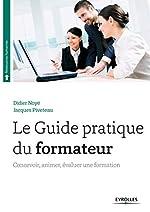 Le guide pratique du formateur de Jacques PIVETEAU