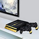 Controller Gear Officially Licensed Star Wars Jedi: Fallen Order - Jedi Starfield PS4 Slim Console & Controller Skin - PlayStation 4