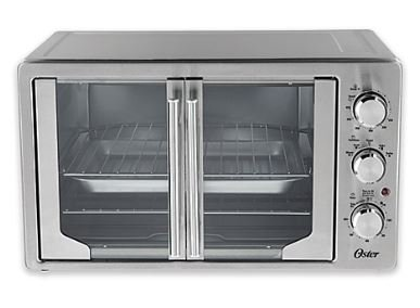 Our #2 Pick is the Oster French Door Rotisserie Toaster Oven