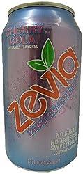 Zevia Zero Calorie Soda - Cherry - 12 oz - 6 pk