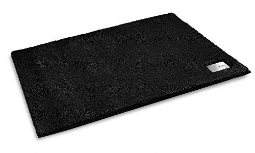 Joop! Badteppich Luxury schwarz, 50x60 cm