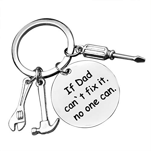 Keychain-Daughter-Christmas-Keyring-Fathers