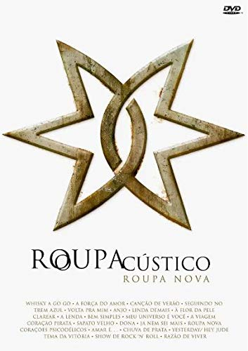 Roupa Nova - Roupacústico (Ao Vivo) [DVD]