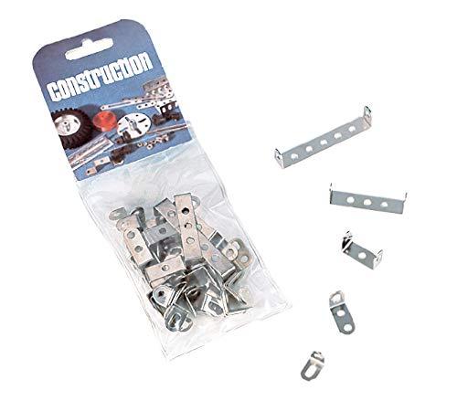 Eitech 00103 00103-aanvullende metalen onderdelen-beugel met hoek, Multi Color