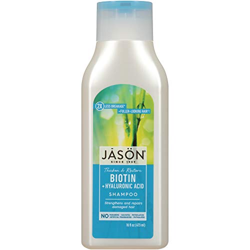 Bio-Biotin-Shampoo von Jason Natural Cosmetics, 473 ml