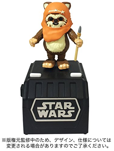Unbekannt Star Wars Space Opera Wicket W. Warrick Figur