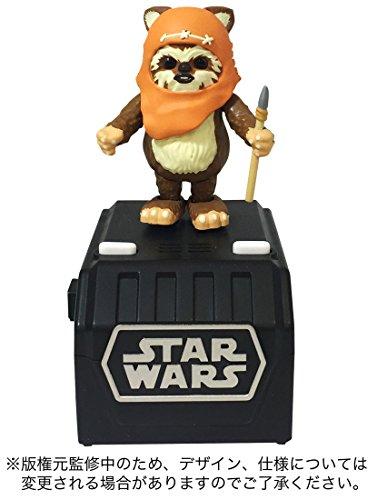 Takara Tomy Star Wars Space Opera Wicket W. Warrick Figura