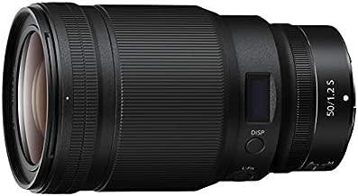 NIKON NIKKOR Z 50mm f/1.2 S Standard Ultra Fast Prime Lens for Nikon Z Mirrorless Cameras
