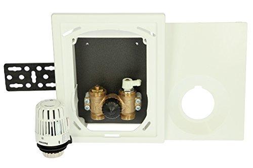 Heimeier Multibox K für UP-Einzelraumregelung mit Thermsotatventil 9302-00.800