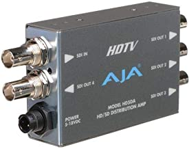 AJA HD5DA HDTV Serial Digital Distribution Amplifier