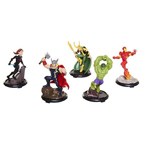 Marvel Avengers Disney - Set di 5 Personaggi