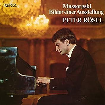 Mussorgski: Bilder einer Ausstellung / Fünf Klavierstücke