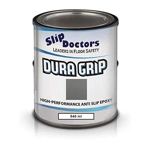 Dura Grip Anti-Slip Epoxy Floor Paint – Durable Textured Grip Paint for Decking, Tiles, Concrete &...