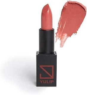 [YULIP] SUPERSTAR : Moisturizing, Non-toxic, Cruelty-free, Gluten-free, Paraben & lead free, Fragrance-free Pink Nude Lipstick