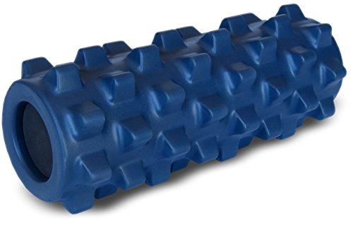 ランブルローラー/Rumble Roller トリガーポイント 筋膜リリース ストレッチローラー (スモールサイズ スタンダード)