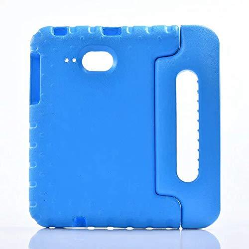 RZL Pad y Tab Fundas para Samsung Tab A 6 A6 10.1 SM-P580 P585, Cubierta de Tableta EVA Segura para niños para niños para Samsung Galaxy P580 P585 (Color : Verde)