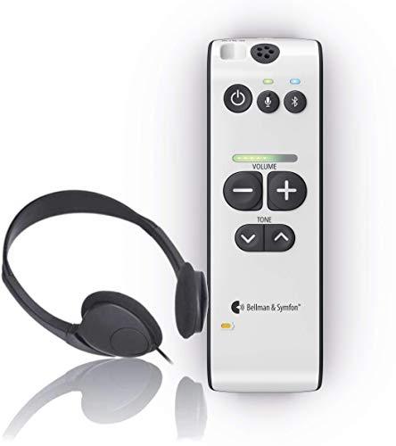 Bellman Maxi Pro Hörverstärker Set TV für Gespräche und Fernsehen