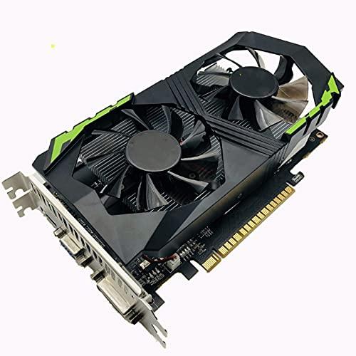 Compatível com GTX 1050 Ti 4G GPU 128 bits placa gráfica independente DVI HDMI para computador