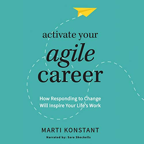 Activate Your Agile Career audiobook cover art