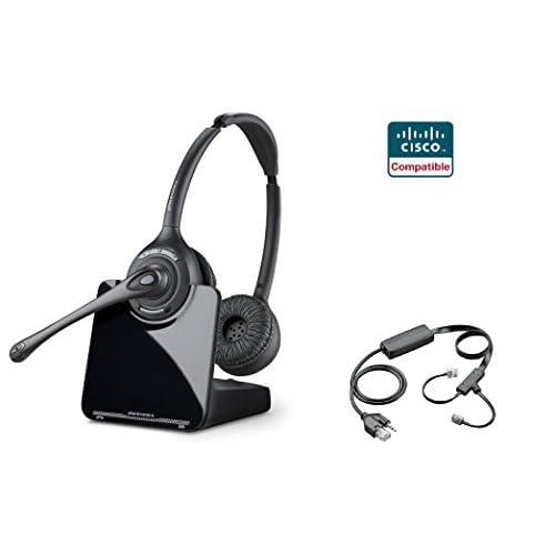 Wireless Headsets for Cisco Phone: Amazon com