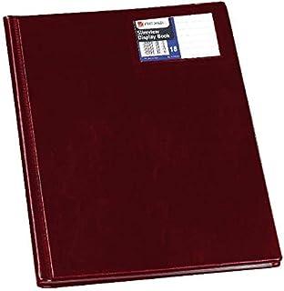 REXEL Slimview Display Book 18 Pocket A4