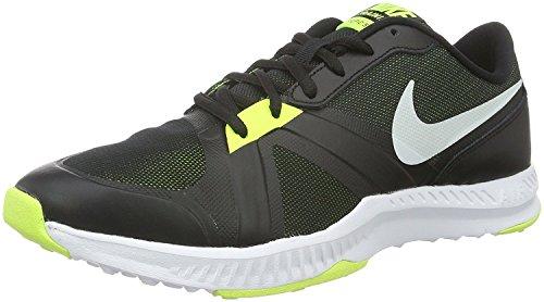 Nike Herren Air Epic Speed TR Schuhe, Black (Schwarz / Weiß-Volt), 39 EU