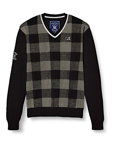 [カッターアンドバック] セーター CGMMJL01 メンズ BK00(ブラック) 日本 M (日本サイズM相当)