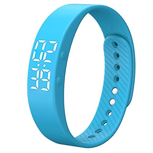 Quarzuhr Für Kinder Neu SchülerSmart Watch Schrittzähler Smartwatch Kinder Smart Band Mädchen Jungen Armband Wasserdichter Wecker Sport Digitaluhr