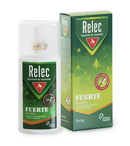 Relec Fuerte Sensitive Familiar Spray Repelente...