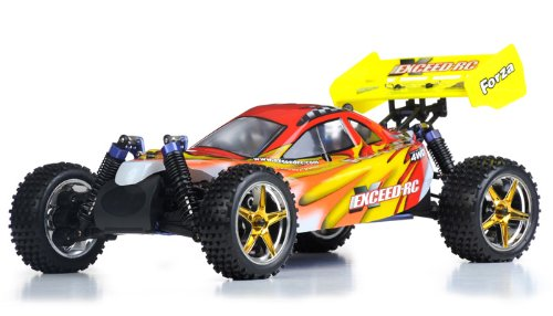 Exceed RC 1/10 2.4Ghz Forza .18 Engine...