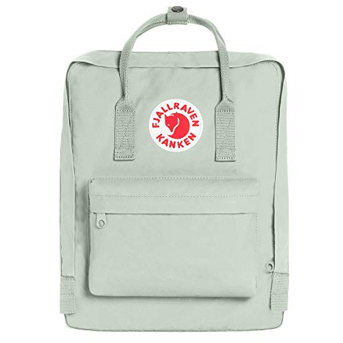 Fjallraven, Kanken Classic Backpack for Everyday, Mint Green