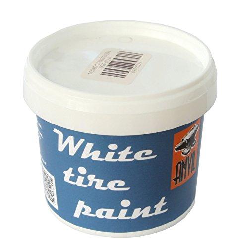 ANVIL White Tire Paint