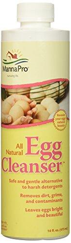 Manna Pro All Natural Egg Cleanser 16 fl. oz. (3 Pack)