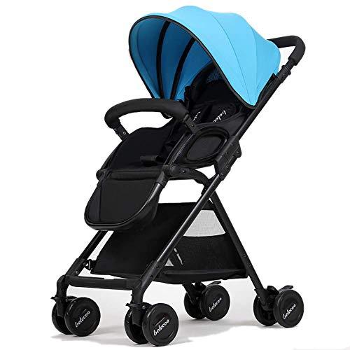 LOVE-HOME Baby Kinderwagen Vouwen Draagbare Schokdemper Baby 0-3 Jaar Oude Hand Push Paraplu Zonnescherm Regen Kan Zitten Kan Liggen