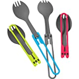 MSR 4-Piece Spork Utensil Set