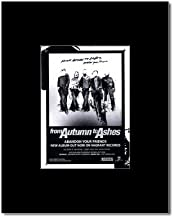 Music Ad World from Autumn to Ashes - Abandon Your Friends Mini Poster - 13.5x10cm