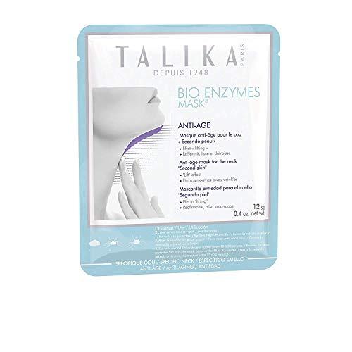 Bio Enzymes Mask - Talika - Masque en biocellulose  - Masque effet seconde peau