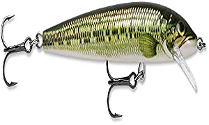 Rapala Husky Jerk 08 Fishing lure (Baby Bass, Size- 3.125)