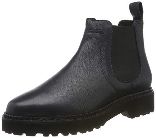 Sioux Damen Velisca-713 Chelsea Boots, Blau (Night 008), 38 EU