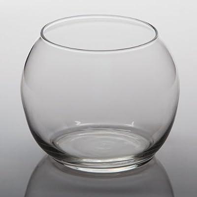 """Eastland Bubble Ball Vase 4.5"""" Set of 12"""