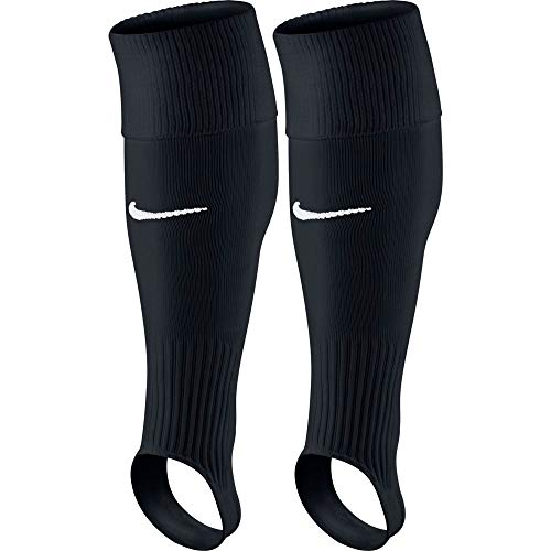 Nike Performance Stirrup Team Fussball Socken, Black/White, L