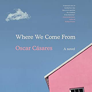 Where We Come From audiobook cover art