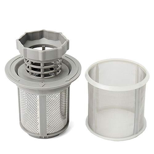 Mikrofilter Sieb Set 3-teilig,Sieb Filter Abwasser Spülmaschine Ersatz für 427903 00427903 Bosch BSH Siemens Neff Geschirrspüler