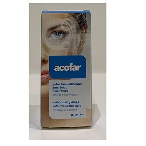 Gotas humectantes con acido hialuronico 10 ml de acofarma