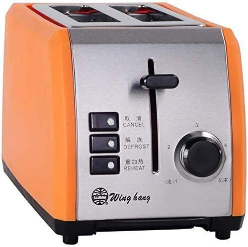 tostadora naranja fabricante Drohneks