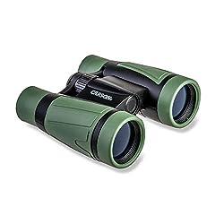 Carson Hawk Kids 30mm Beginner Field Binoculars